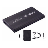 Caja Externa Case Sata Disco Duro 2.5'' Usb 3.0 Laptop Port