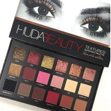 Sombras Huda Beauty Textured Rose Gold Edition 18 Tonos