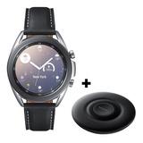 Samsung Galaxy Watch 3 45 Mm + Wireless Charger Pad