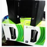 Xbox360 320gb+54 Juegos+2 Controles+2 Carga Y Juega
