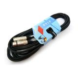 Proel Bulk250 Lu6 Cable Para Micrófono De 6 Metros