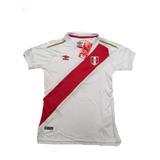Remate Espectacular Camiseta Seleccion Peru 2018 Rusia Paolo