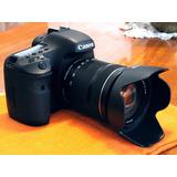 Canon Eos 7d  Kit Lente 18-135 Is Usm