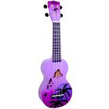 Ukulele Soprano Mahalo Hawaii Purple Profesional Ukelele