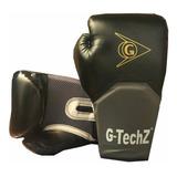 Guantes Boxeo Gtechz 2 Kick Boxing Importados 10,12,14 Oz