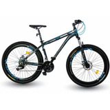 Bicicleta Optimus Boston 2019 Shimano 7vl. 27/29 Hidraulica