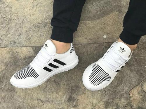 Zapatos Hombre Tenis adidas Swif Zapatillas Hombre ffad73b1f937a