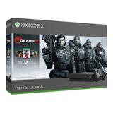 Consola Xbox One X De 1tb +juego Pubg. Nueva. Garantia 1 Año