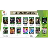 Combo! Escoge 4 Juegos!  Xbox One