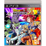 Juegos Digitales Ps3  Dragon Ball Z Battle Of Z Ps3 Completo