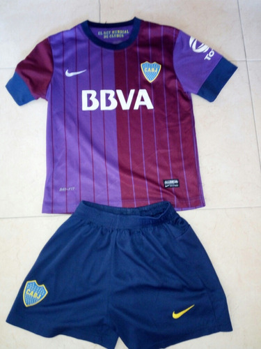 Uniforme Del Boca Juniors Talla 12 Negociable 51b1ab9919caa