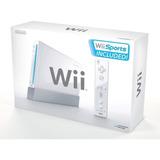 Nintendo Wii R Programada + Controles + Juegos Envio Gratis