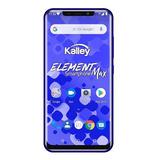 Smartphone Kalley Element Max 2019 Dual Sim 6.2  Face Huella