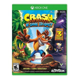 Oferta!Crash Bandicoot Xbox One Offline
