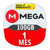 Cuentas Premium Mega 30 Dias 1 Mes 100gb Envio Inmediato