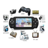 Psp Mp5 Juegos Camara Emulador Mp3 Pantalla 4.3 Memoria 8gb