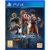 Jump Force Ps4 Dragon Ball Naturo One Piece Playstation 4