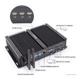 Toolmac Mini Pc Industrial Core I5 4300u + 8g Ram + 128 Ssd