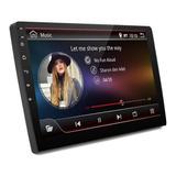 Radio Android 8.1 Pantalla 10.1 Táctil 2 Din Wifi Gps Uber