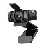 Camara Web Full Hd Logitech C920 Pro 1 Año Garantia