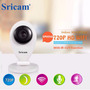 Cámara Sricam Ip Wifi 720p Pc Bebés Hogar Empresa
