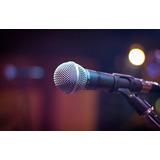 Microfonos Shure Alámbrico Beta 58a Vocal Super Promo! Gener