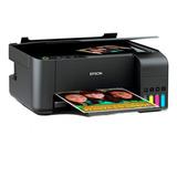Impresora Multifuncional Epson L3110 Tintas Originales