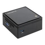 Mini Pc Gigabyte Gb-bxbt-2807 Barebones Con Intel Celeron