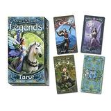 Carta De Tarot Legends Fournier