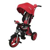 Triciclo Paseador Montable Para Niño Niña Flex