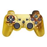 Control Dualshock Ps3 Y Pc Bluetooh Compatible