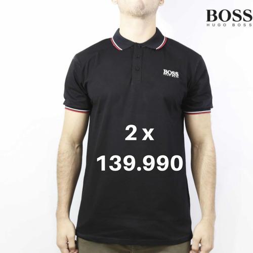ef9d750c84652 2 Camisetas Tipo Polo Hugo Boss