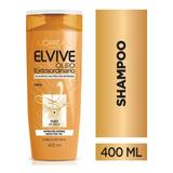 Shampoo Elvive Óleo Coco - L a $32