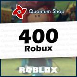 400 Robux - Roblox Mejor Precio Todas Las Plataformas