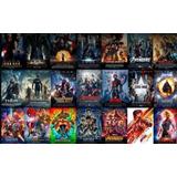 Saga Marvel 23 Películas Digital Avengers Endgame Infinity