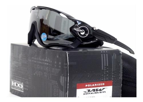 29940c3383 Gafas Oakley Jawbreaker 5 Lentes Ciclismo Deporte Enviograti