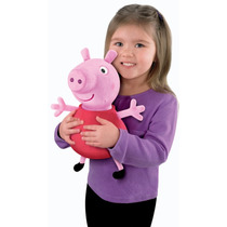 Peppa Pig Cerdita Fisher Price Con Sonidos
