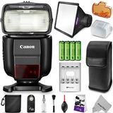 Flash Canon Speedlite 430ex Iii-rt Con Paquete De Fotografia