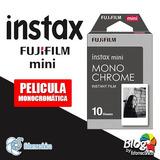 Fujifilm Instax Mini Monochrome O Blanco Y Negro X 10 Fotos