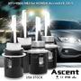 Kits De Faros Led Cree H11 9005 Led Para Honda Accord Lx, L