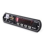 Modulo Mp3 Bluetooth Btlink Usb Fm Aux Grabador Micro Sd