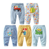 Set De Pantalones Carters 5 Unidades