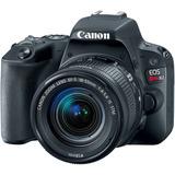 Canon Eos Rebel Sl2 Con Lente 18-55mm F/4-5.6 Is Stm Negra