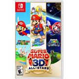 Super Mario 3d All Stars Switch Nintendo Switch Fisico
