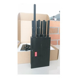 Bloqueador Inhibidor Gps Celular 3g 4g Wifi Lojack Jammer