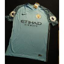 ce0d0f835 Camisetas Clubes Extranjeros Hombre Manchester City con los mejores ...