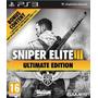 Sniper Elite 3 Ultima Edicion Latino Ps3 Juegos Digitales