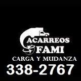 Fami Carga Y Mudanza 3137973905