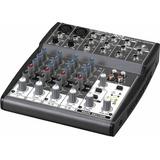 Mixer Behringer Xenyx 802 Consola Mezcladora De Sonido