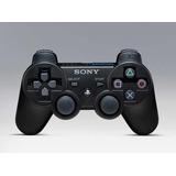 Control Inalámbrico Dualshock®3 Bluetooth Color Negro